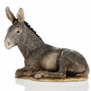 Krippentiere: Eselchen für Krippe Landi 11 cm hoch