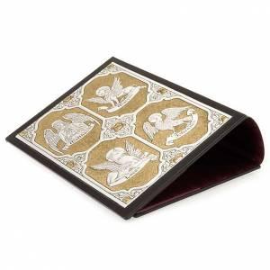 Etui pour missel, plaque double du Christ Pantocrator s3