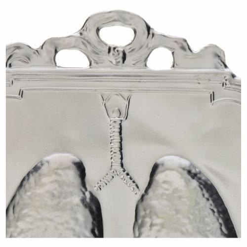 Ex voto polmoni 12x9 cm s2