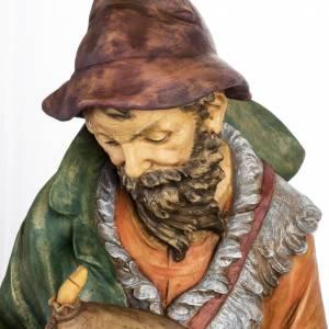 Krippenfiguren: Fontanini Dudelsackpfeifer 125 cm