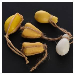 Fromage en cire pour santons de 20-24 cm s2