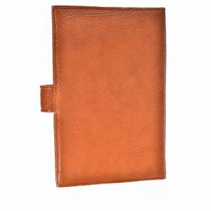 Funda Biblia CEE grande simil cuero marrón s2