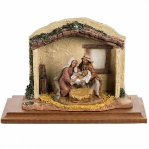 Statuen aus Harz und PVC: Geburt Christi 12cm, Fontanini