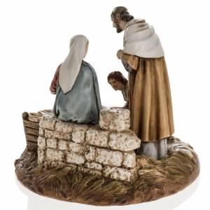 Heilige Familie: Geburt Landi auf Basis 16 cm