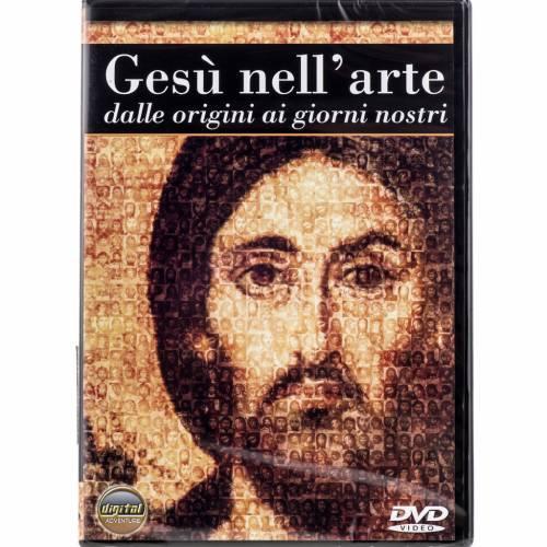 Gesù nell'arte dalle origini ai giorni nostri 1