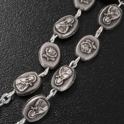 Ghirelli bracelet single decade St. Teresa with roses s3