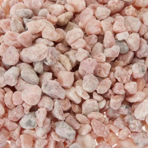 Gravier rose bricolage crèche de noël s1