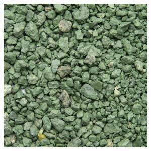 Gravier vert 500 g crèche s1