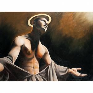 Bilder, Miniaturen, Drucke: Bild Heiliger Franz von Assisi