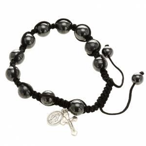 Hematite bracelet s1