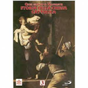 Historia de la Iglesia 3. Lengua ITA Sub. ITA s1