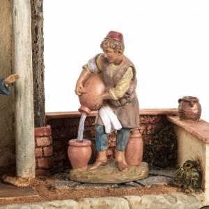 Statuen aus Harz und PVC: Hochzeit zu Kana 12cm, Fontanini