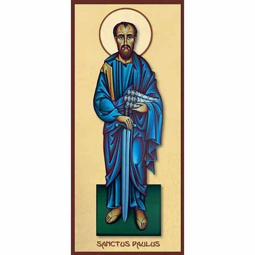 Holy Card, Saint Paul s1