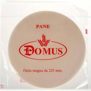 Komunikanty Hostie do mszy świętej: Hostia Magna do celebrowania mszy średnica 22.5 cm