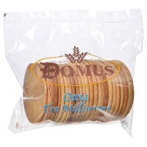 Partículas, hostias para misa: Hostia pane 7,4 cm - 3 mm de espesor (25pz)