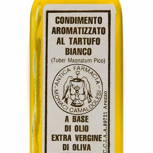 Huile extra vierge d'olive aromatisée à la tr s3
