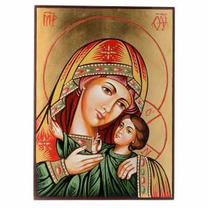 Icone Romania dipinte: Icona Madonna di Kasperov Romania