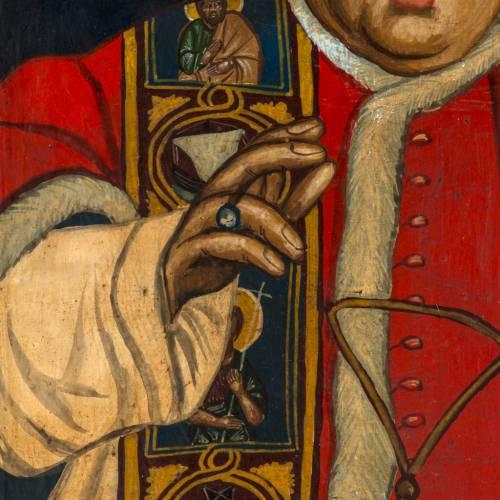 Icona russa Papa Giovanni XXIII s3