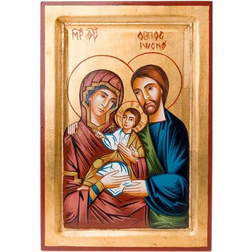 Icône de la Sainte Famille s1