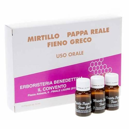 Integratore Energetico Erboristeria benedettina Finalpia s1