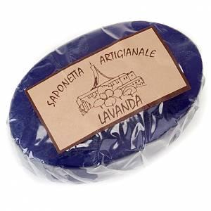 Jabón Trapense lavanda 100gr s1