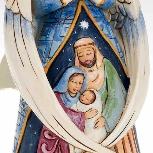 Angelo con Sacra famiglia (Angel with Holy Family) s4