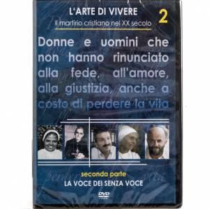 DVD Religiosi: L'arte di vivere 2 - La voce dei senza voce