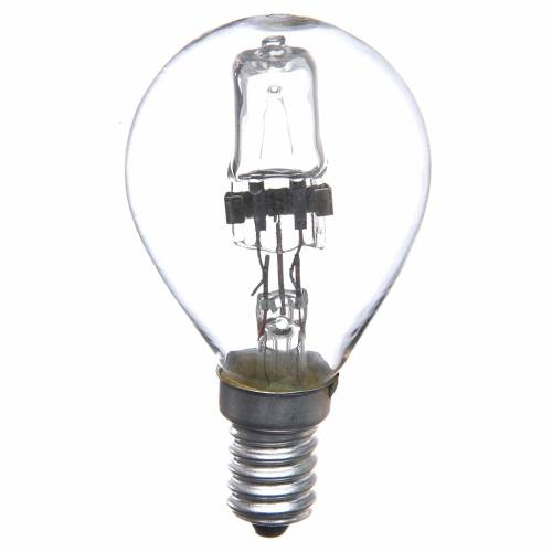 Lamp for nativities, 25W transparent s1
