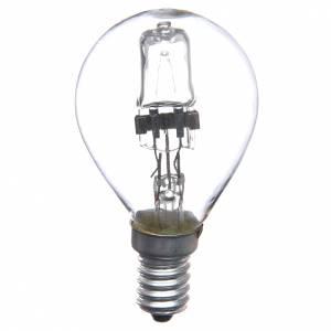 Luci presepe e lanterne: Lampada 25W trasparente presepe