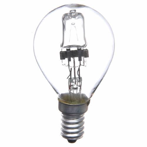 Lampada 25W trasparente presepe s1
