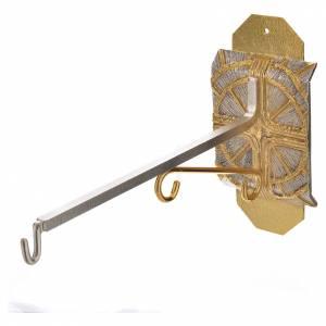 Lampada per Santissimo da appendere h.80 cm s4