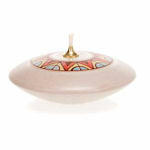 Lampada tonda ceramica s3