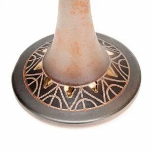 Lampes et lanternes: lampe en céramique avec tige
