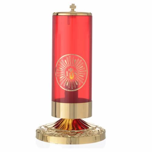Lampe Sanctuaire style empire électrique s1