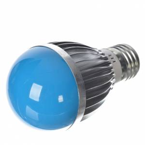 LED dimmerable, blue light, 5W for nativities s2