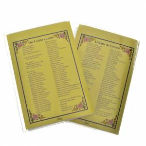Libretto con rosario Il Santo Rosario Inglese Francese s4