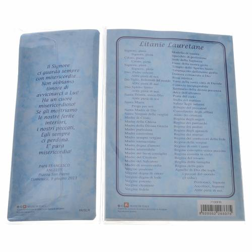 Libretto rosario Papa Francesco e rosario s4