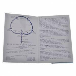 Calendari e altri libri religiosi: Libretto rosario San Giovanni XXIII e rosario