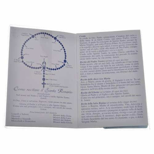 Libretto rosario San Giovanni XXIII e rosario s2