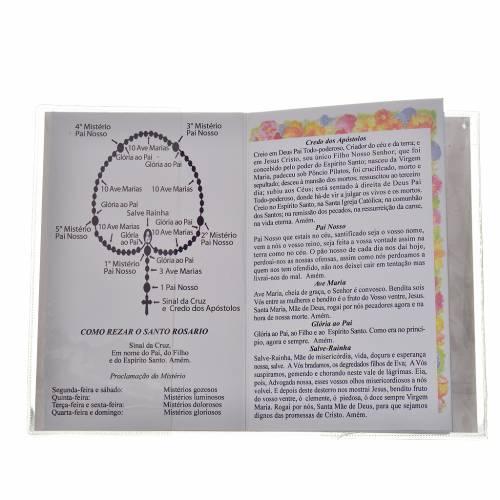 Livre avec chapelet O Santo Rosario PORTUGAIS s2