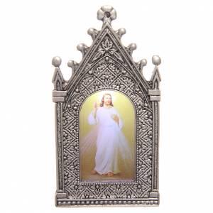 Lumino votivo elettrico Cristo Misericordioso s1