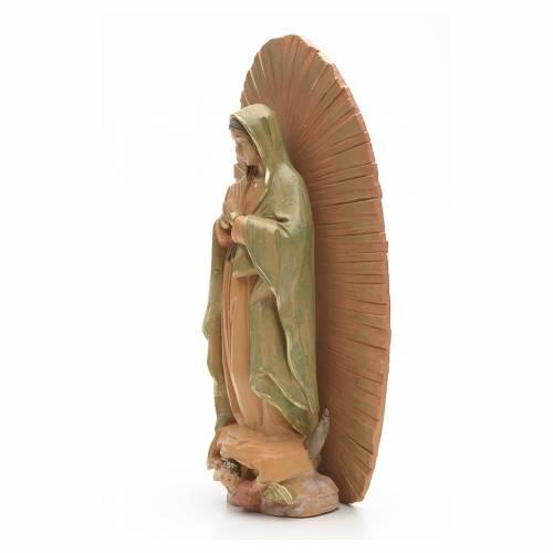 Madonna di Guadalupe cm 18 Fontanini s2