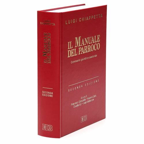 Manuale del parroco. Commento Giuridico - pastorale s2