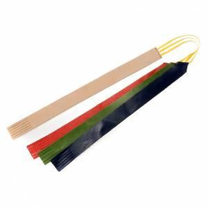 Marcalibros: Marcalibros piel Mesil o Leccionarios 3 listones