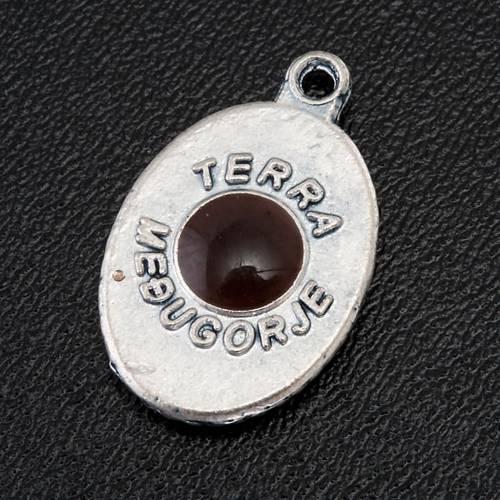 Medalla Medjugorje Virgen y Tierra s2