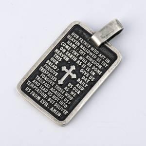 Medalla Oración INGLÉS s3