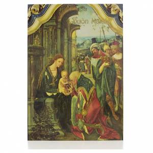 Greeting cards: Merry Christmas religious card