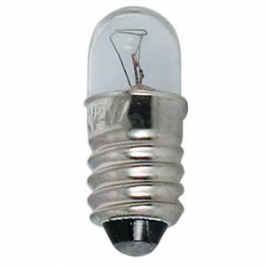 Mini ampoule néon 12v E10 illumination crèche s1
