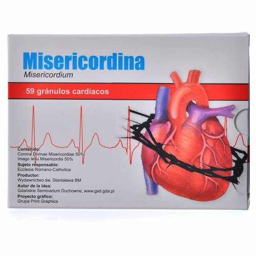 Misericordin by Pope Francis SPANISH s1