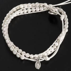 Mother of pearl bracelet 4mm s3